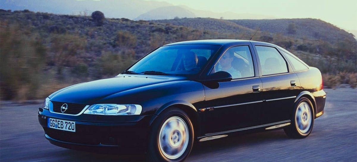 Первая машина для девушки с квартирными проблемами? Купите Opel Vectra