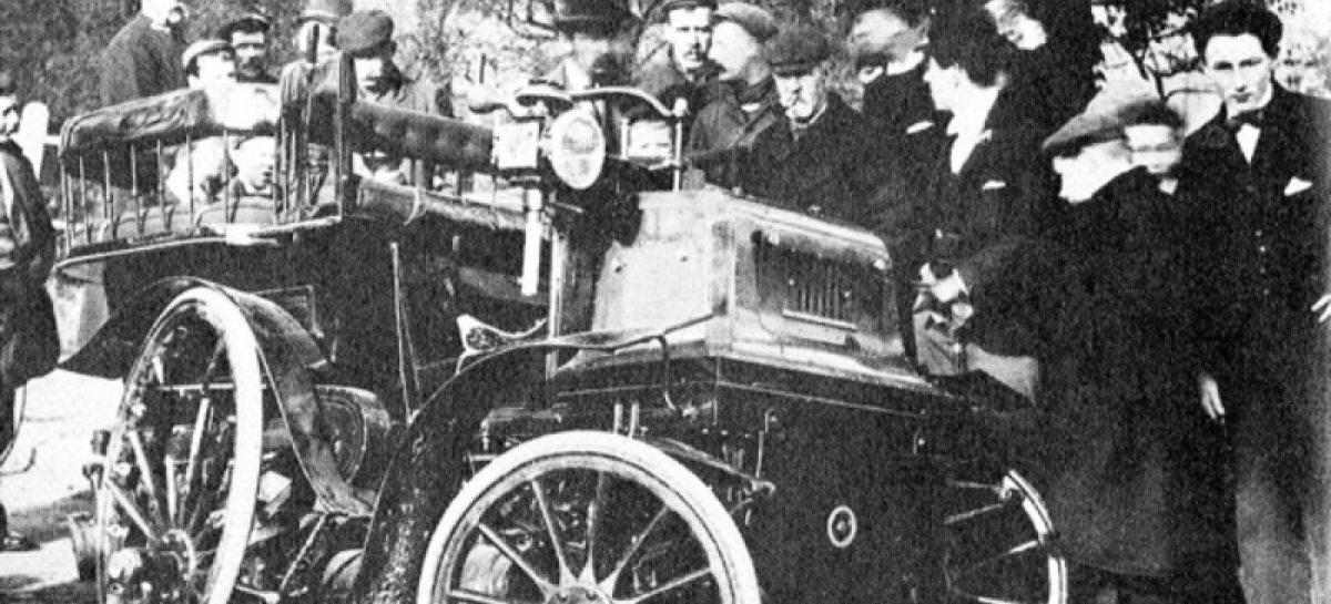 Первая авария со смертельным исходом — 1899 год