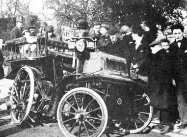 Первая авария со смертельным исходом – 1899 год