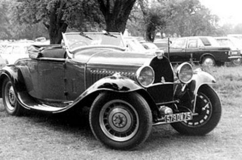 Первые литые диски — 1930 год