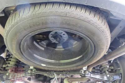 Полноразмерная запаска в Acura MDX