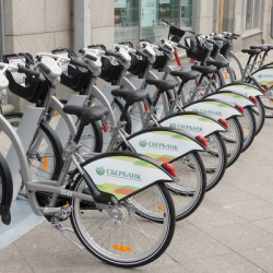 Прокат велосипедов