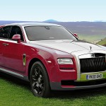 Rolls-Royce Cullinan дебютирует 10 мая
