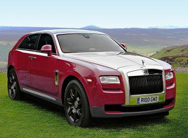 Rolls-Royce построит бриллиантовый кроссовер