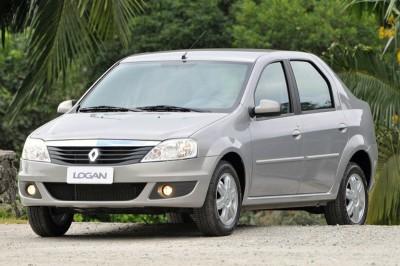 Renault Logan 2011 года