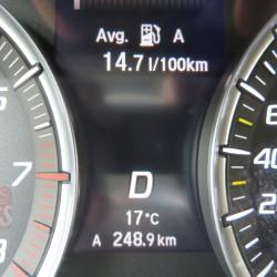 Средний расход топлива в Acura MDX 14.7л на 100 км