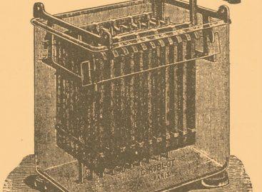 Свинцовый аккумулятор — 1859 год