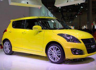 Suzuki Swift: обновления 2014 года