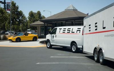 Tesla service