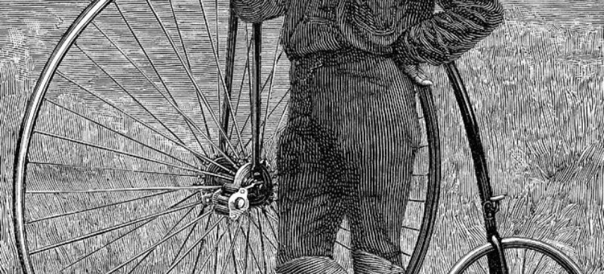 Кругосветное путешествие на велосипеде – 1887 год