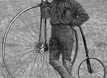 Кругосветное путешествие на велосипеде — 1887 год