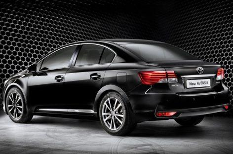 Будущее Toyota Avensis – среднеразмерные седаны уходят