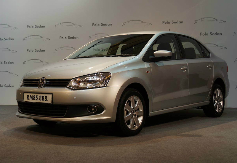 У Volkswagen Polo Sedan проблемы