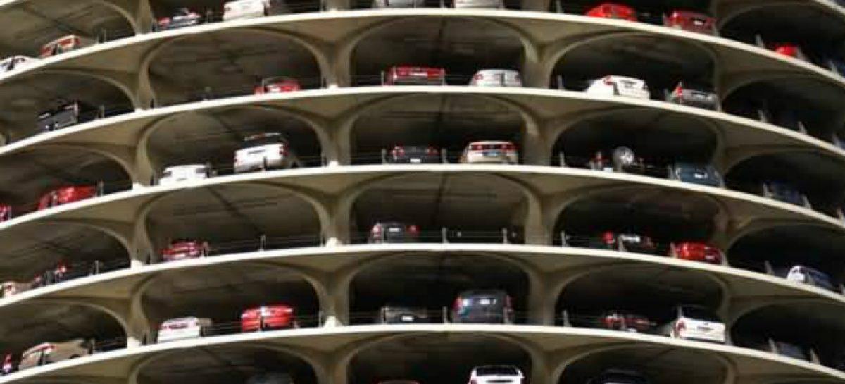 Сказка в виде бесплатных высотных паркингов