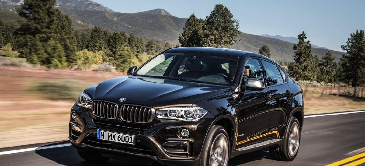 Новый BMW X6: Главное – хвост!