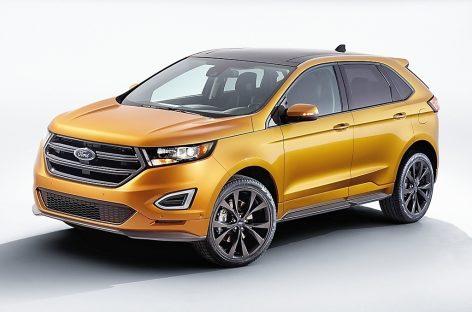 Ford Edge: В краю далеком