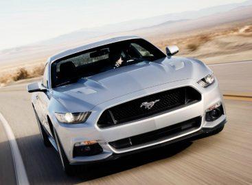 Новый Ford Mustang GT получит 435-сильный V8