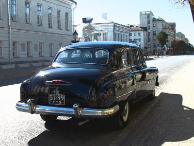 ГАЗ-12 ЗИМ