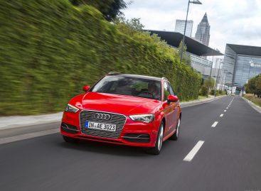 Audi: даешь гибриды!