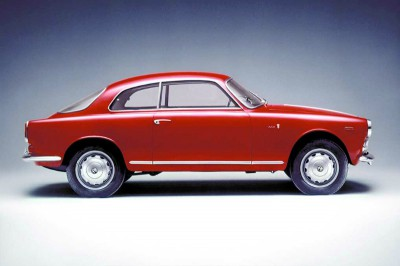 Alfa Romeo Giulietta первого поколения