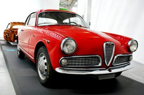 60 лет автомобилю Alfa Romeo Giulietta