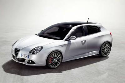 Alfa Romeo Giulietta третьего поколения