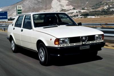 Alfa Romeo Giulietta второго поколения