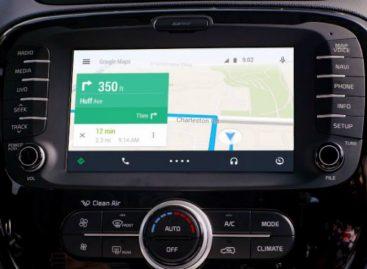 Android Auto вторгается в автомобиль