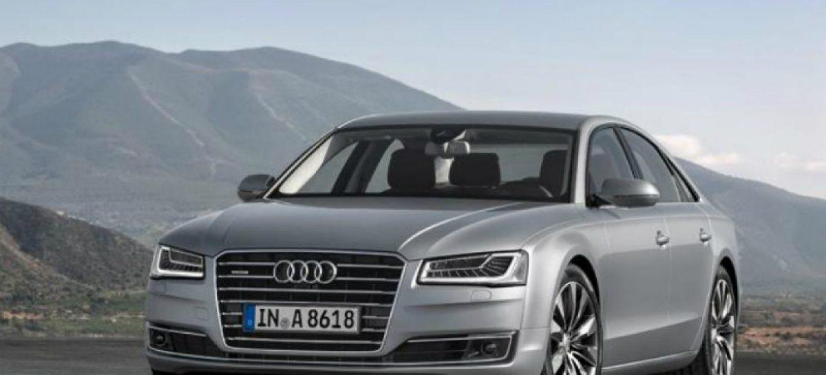 Скоро: Audi A8 e-tron с гибридной дизель-электрической установкой