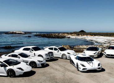 Какой самый популярный цвет автомобиля?