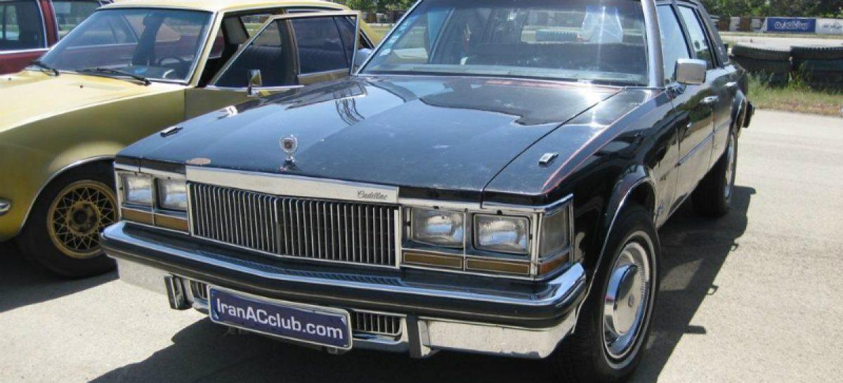 Первый борт-компьютер появился на Cadillac Seville – 1977 год