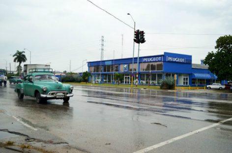 На Кубе появился дилерский центр Peugeot: впервые с 1959 года