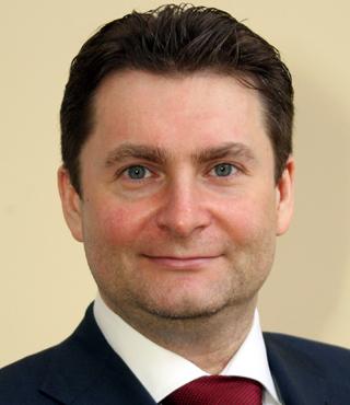 Директор департамента транспортного и специального машиностроения Минпромторга Российской Федерации Александр Морозов