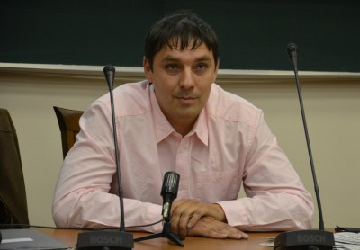 Дмитрий Онищенко - доцент МГТУ им. Баумана