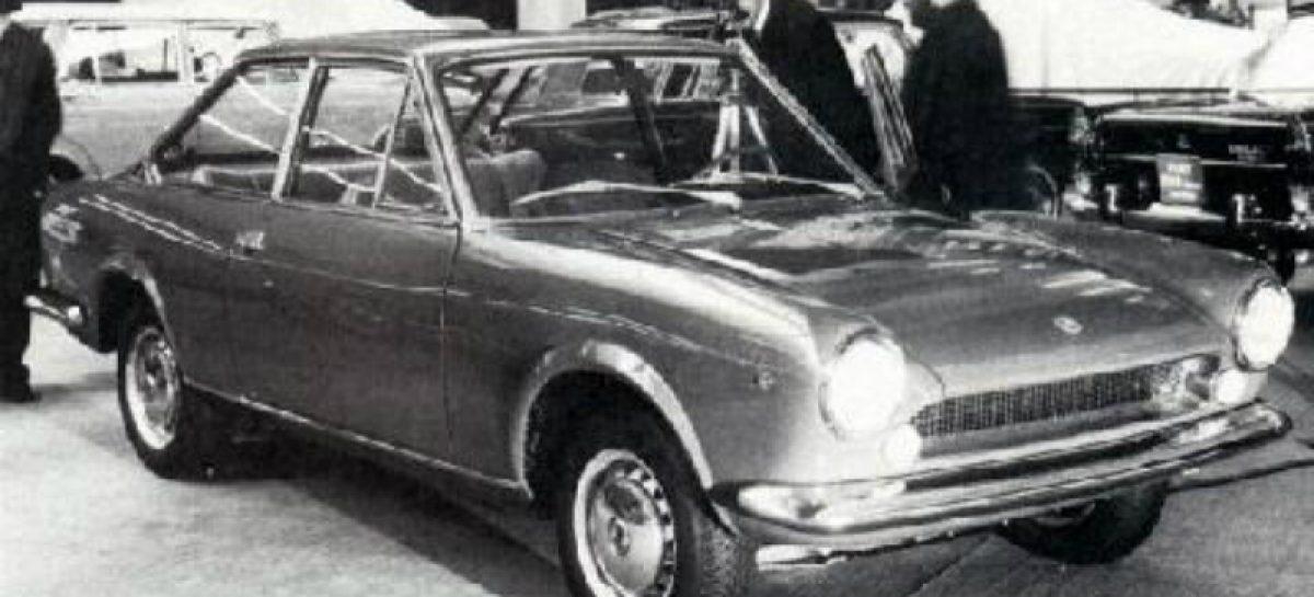 Испытания FIAT-124 в СССР — 1967 год