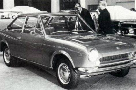 Испытания FIAT-124 в СССР – 1967 год