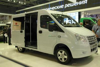 Газель Next (автобусный вариант)