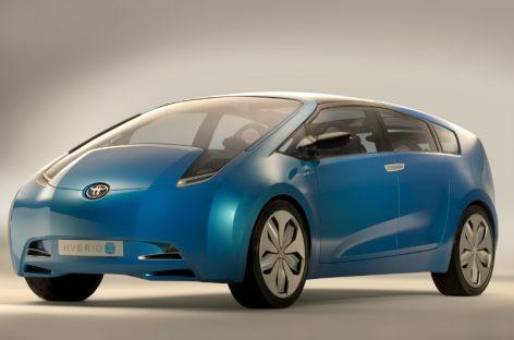 Снижен транспортный налог для электромобилей и гибридов