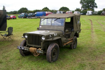 Hotchkiss M201 Jeep CSL 781