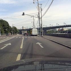 карта улиц москвы со знаком остановка запрещена