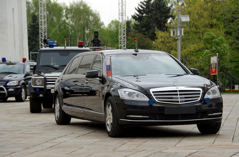 Лимузин Президента РФ