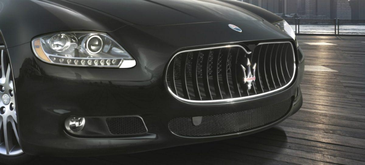 Maserati ограничит мировые продажи своих автомобилей