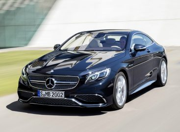 Встречайте: Mercedes-Benz S65 AMG Coupe