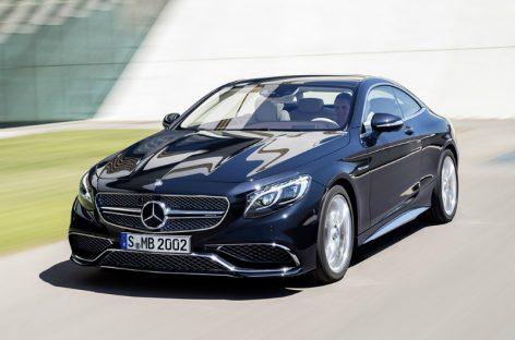 Встречайте: Mercedes-Benz S65 AMG Coupe