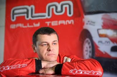 Михаил Лепехов - организатор кубка Volkswagen Polo по ралли и кольцевым гонкам