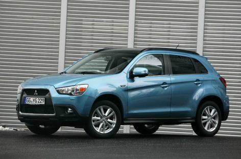 Mitsubishi ASX — автомобиль несерьезный и недоделанный