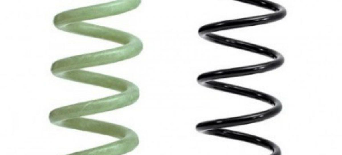 Audi представляет новые легкие пружины подвески