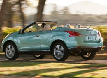 Nissan прекращает выпуск Murano CrossCabriolet и Cube