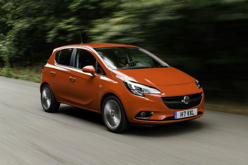 Новая Opel Corsa