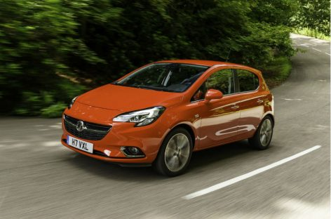 В Opel надеются, что новый дизайн увеличит продажи Corsa